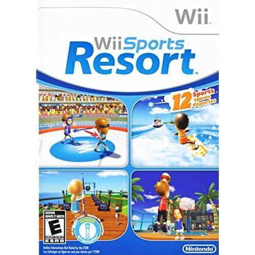 Wii Sports Resort by Nintendo (Renewed)