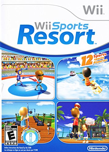 Wii Sports Resort by Nintendo (Certified Refurbished) by Nintendo