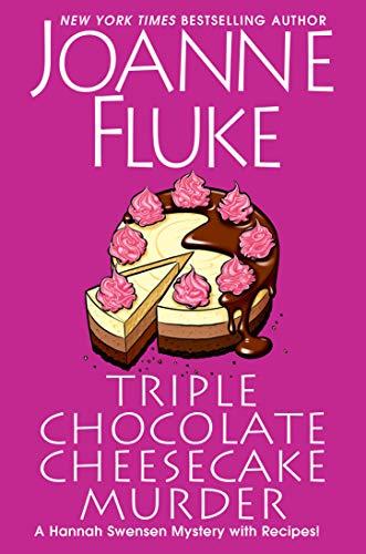 Book Cover: Triple Chocolate Cheesecake Murder