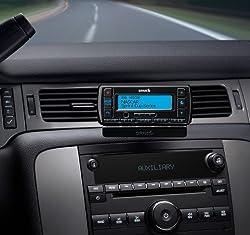 Siriusxm-ssv7v1 Stratus 7 Satellite Radio With Vehicle Kit- Black With 1 Free Month & Free Activation 3