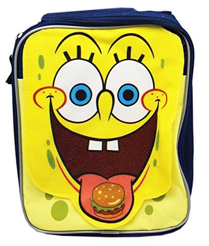 SpongeBob SquarePants Krabby Patty Tongue Insulated Kids Lunch ()
