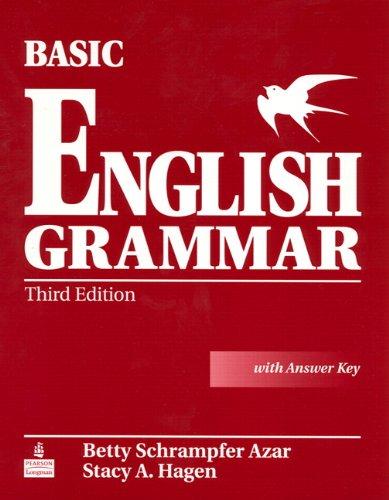 Basic English Grammar, Third Edition  (Full Student Book...