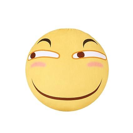 Cacerola de la lluvia® Funny Emoji Emoticono peluches de ...