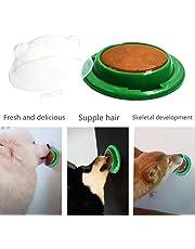 El gato del perro mascota trata la bola de azúcar, UMIWE lame el caramelo del perro Snacks sólidos de la nutrición Gel Energy Ball - lleno de vitamina, mineral, calcio para promover la digestión / hueso fuerte / pelo flexible