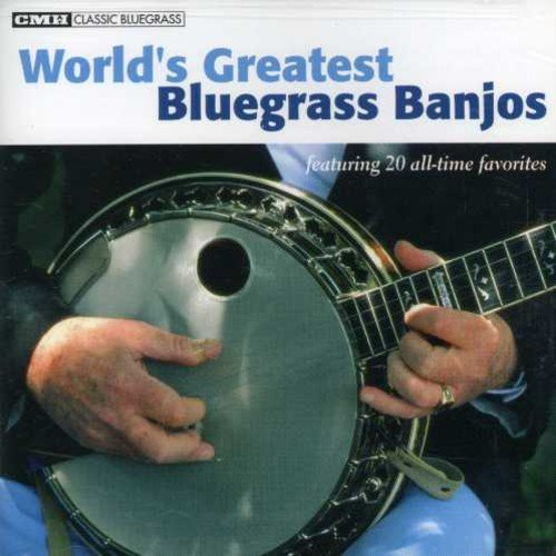 - World's Greatest Bluegrass Banjos