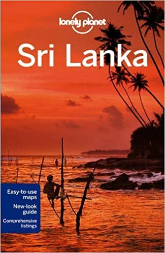 Lonely Planet Sri Lanka (Travel Guide) Paperback - February 1, 2015