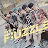 MY TEEN [F;UZZLE] 2nd Mini Album Random CD+Poster+PhotoBook+Tracking NumberCD+PhotoBook+PhotoCard+PuzzleCard+PostCard+NameSticker