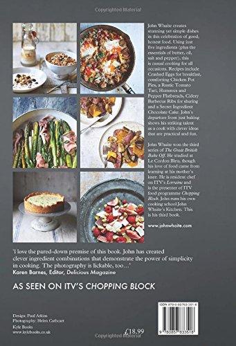 perfect plates in 5 ingredients john whaite 9780857833518 amazon com books