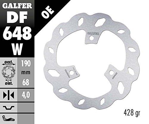Galfer Wave Brake Disc Fixed DF648/W