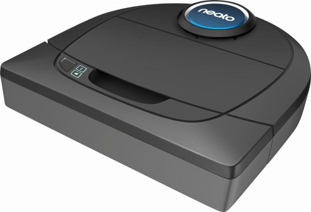 Neato Robotics Botvac D3 Pro App-Controlled Robot Vacuum (945-0287) Black/Gray - New
