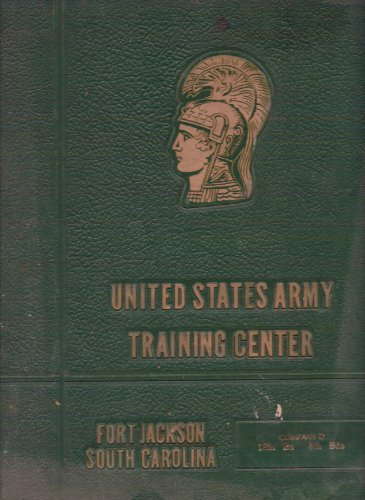 1975 Co D 18th Bn 5th Bde U.S. Army Training Center Yearbook Fort Jackson, SC