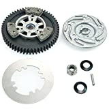 Traxxas T-Maxx 3.3 * SLIPPER CLUTCH - 58T SPUR GEAR - STEEL DISC & FRICTION PADS *
