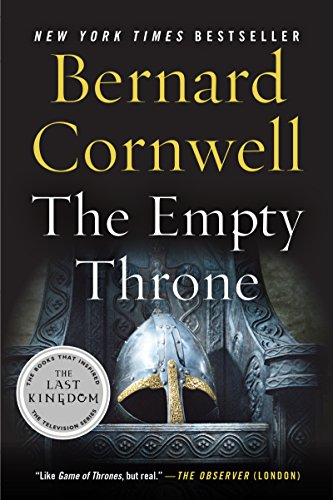 The Empty Throne: A Novel (Saxon Tales Book 8)