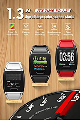HFNOISIKI Fitness Tracker, Activity Tracker Watch with Heart Rate Monitor Blood Pressure Monitor, Waterproof Smart Fitness Band with Sleep Monitor, Step Counter, Calorie Counter, Pedometer Watch for K