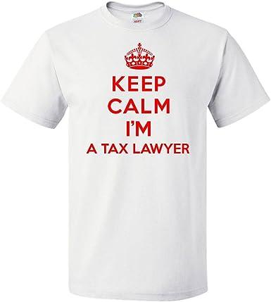 Keep Calm I/'m A Lawyer t-shirt