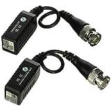 Vonnic A7002 Videobalun Bnc To Rj45 Twisted Pair Videoconverter Bare