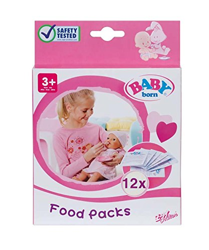 Zapf Creation 779170 Baby Born Food