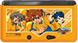 Inazuma Eleven GO 3DS only protect cover yellow