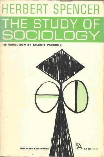 The Study Of Sociology Introduction By Talcott Parsons Ann