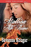 Stallion of Ash and Flame, Savanna Kougar, 160601594X