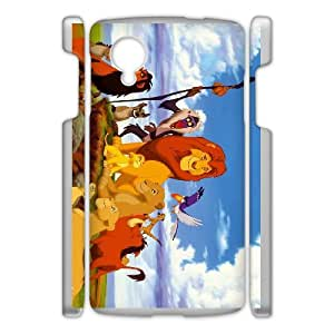 The Lion King for Google Nexus 5 Phone Case Cover T8008