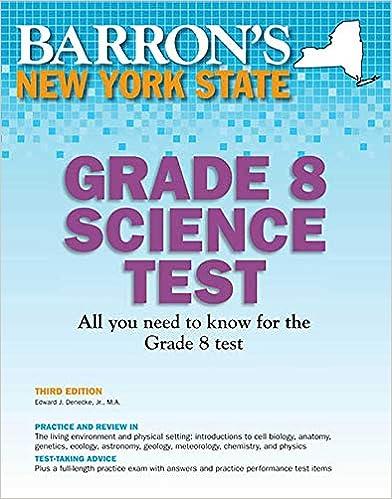 Lets Prepare for the Grade 8 Intermediate-Level Science Test