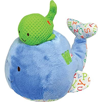 Kids Preferred Smarty Kids W is for Whale Mama-Ba : Baby Toys : Baby