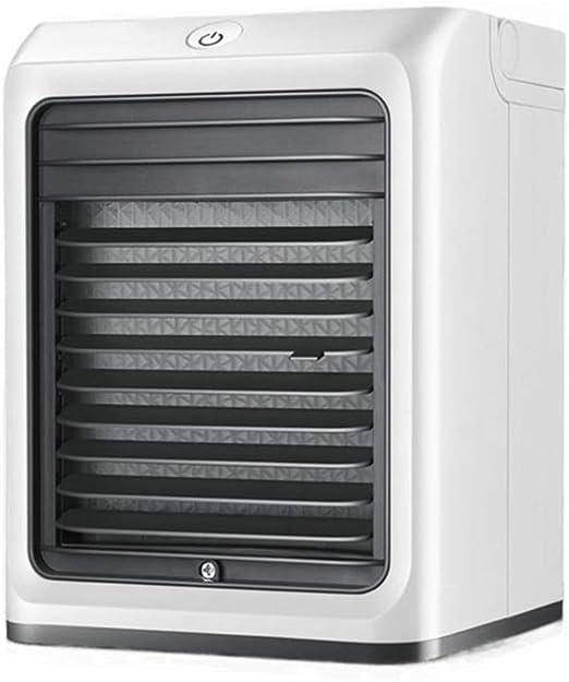 Ventilador de aire acondicionado, mini ventilador de aire portátil ...