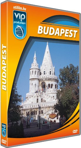 Budapest | Original Hungarian Release | Region 2 DVD | 60 Minutes about Budapest | In English and ()