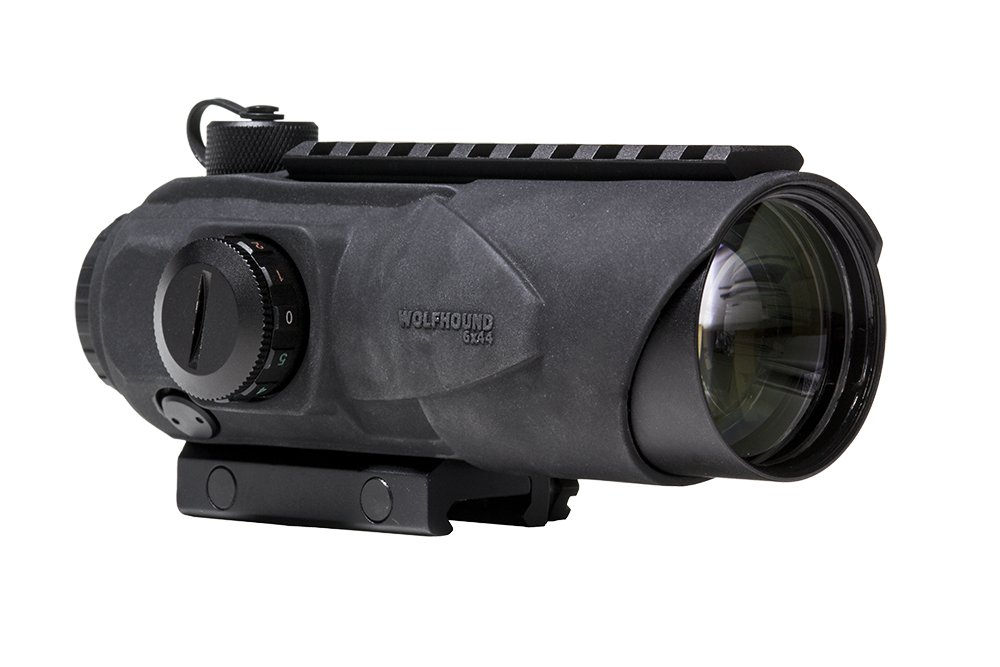 Sightmark Wolfhound 6×44 LR-308 Prismatic Weapon Sight