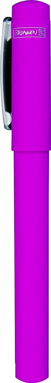colore Brunnen Arancione Penna stilografica