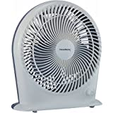 HOMEBASIX DB-100 3-Speed Box Fan, 10-Inch