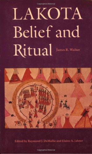 Lakota Belief and Ritual