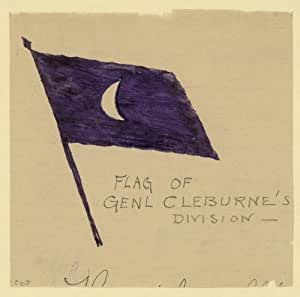 Photo: Flag of Genl Cleburne's Division