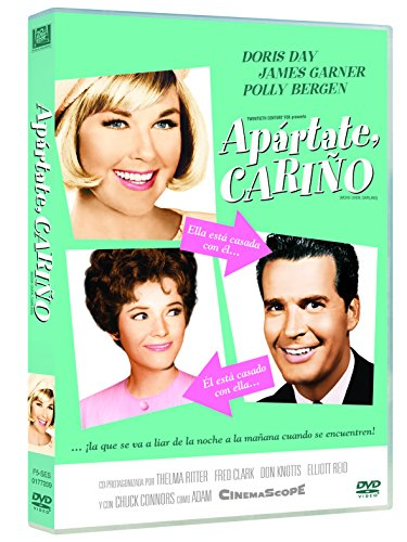Move Over, Darling- Apartate Cariño (Import Movie) (European Format - Zone 2) Doris Day; James Garner; Polly Bergen (Move Over Darling)