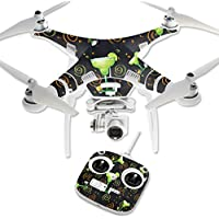 Skin For DJI Phantom 3 Standard – Marg Party | MightySkins Protective, Durable, and Unique Vinyl Decal wrap cover | Easy To Apply, Remove, and Change Styles | Made in the USA
