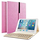 Best Boriyuan Keyboard Case For Ipad Airs - iPad Pro 10.5 Case Detachable Bluetooth With 7 Review