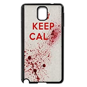 Dexter-Blood Samsung Galaxy Note 3 Cell Phone Case Black Bulvn