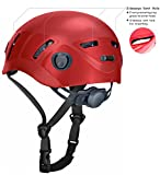 Tontron Hiking Climbing Caving Work Helmet