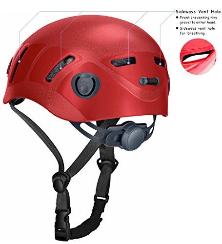 Tontron Hiking Climbing Caving Work Helmet