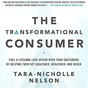 The Transformational Consumer Audiobook