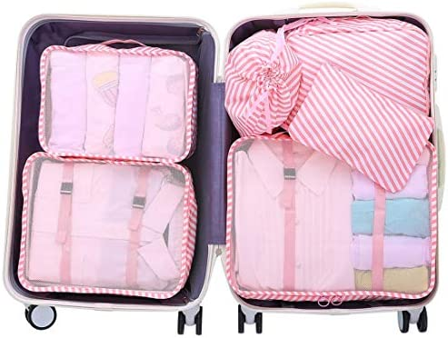 OEE Luggage Packing Organizers Travel product image
