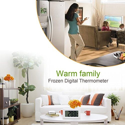 Compra Ironheel Mini ConvenientLCD Nevera Congelador Frigorífico ...