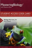 MasteringBiology with Pearson EText -- Standalone Access Card -- for Biology 2nd Edition