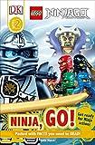DK Readers L2: Lego Ninjago: Ninja, Go! (DK Readers: Level 2)