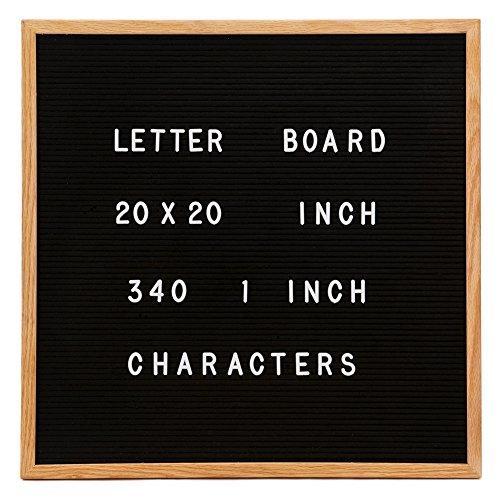 (Changeable Letter Board, Large 20