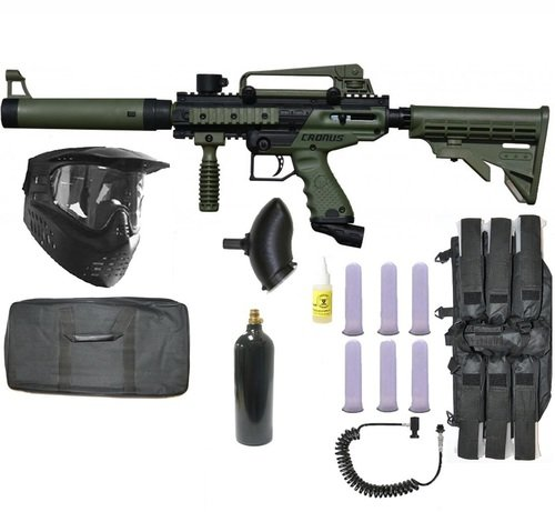 One of the best Sniper Paintball Tippmann Gun Package at lowest price