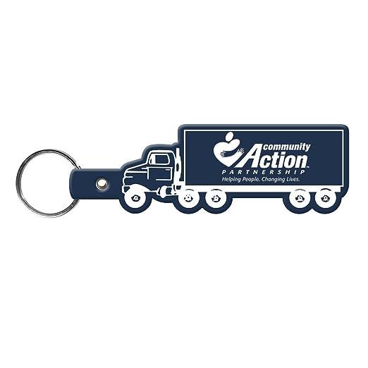 Amazon com : Truck Flexible Key-Tag - 250 Quantity - $0 85