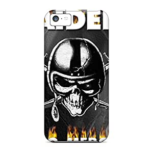 Hot New Oakland Raiders Cases Covers For Iphone 5c With Perfect Design