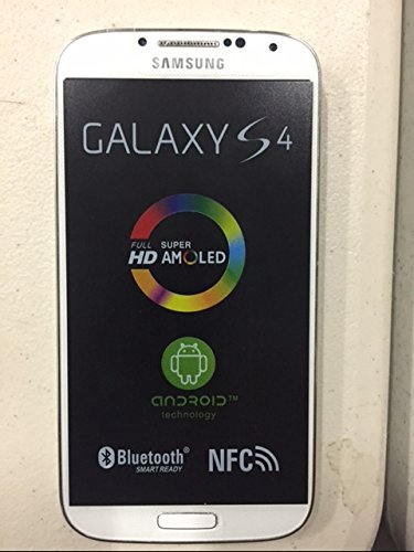 Cheap Unlocked Cell Phones Samsung Galaxy S4 SGH-I337 GSM Smartphone, 16GB, Frost White - AT&T -..